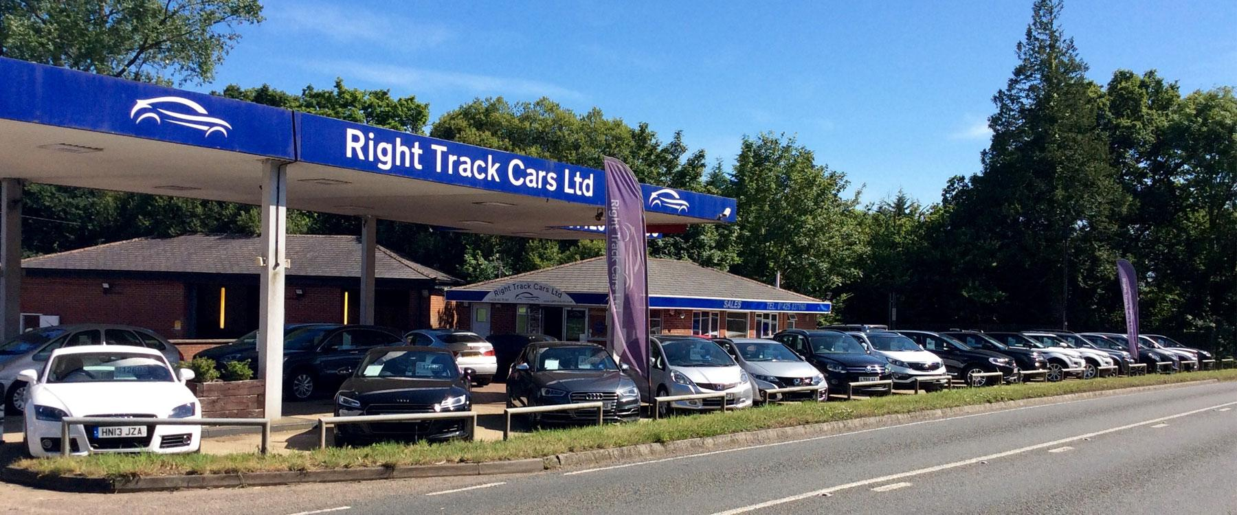 Used Cars Bournemouth, Dorset | Right Track Cars